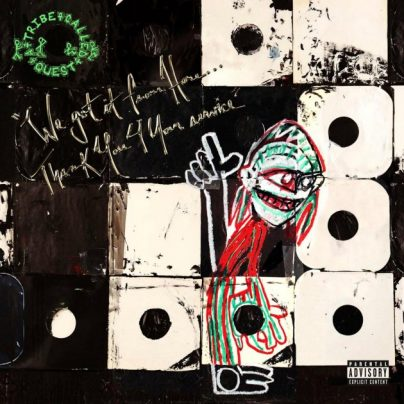 Final Tribe Called Quest Album